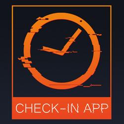 Ember Glitch Check-In App